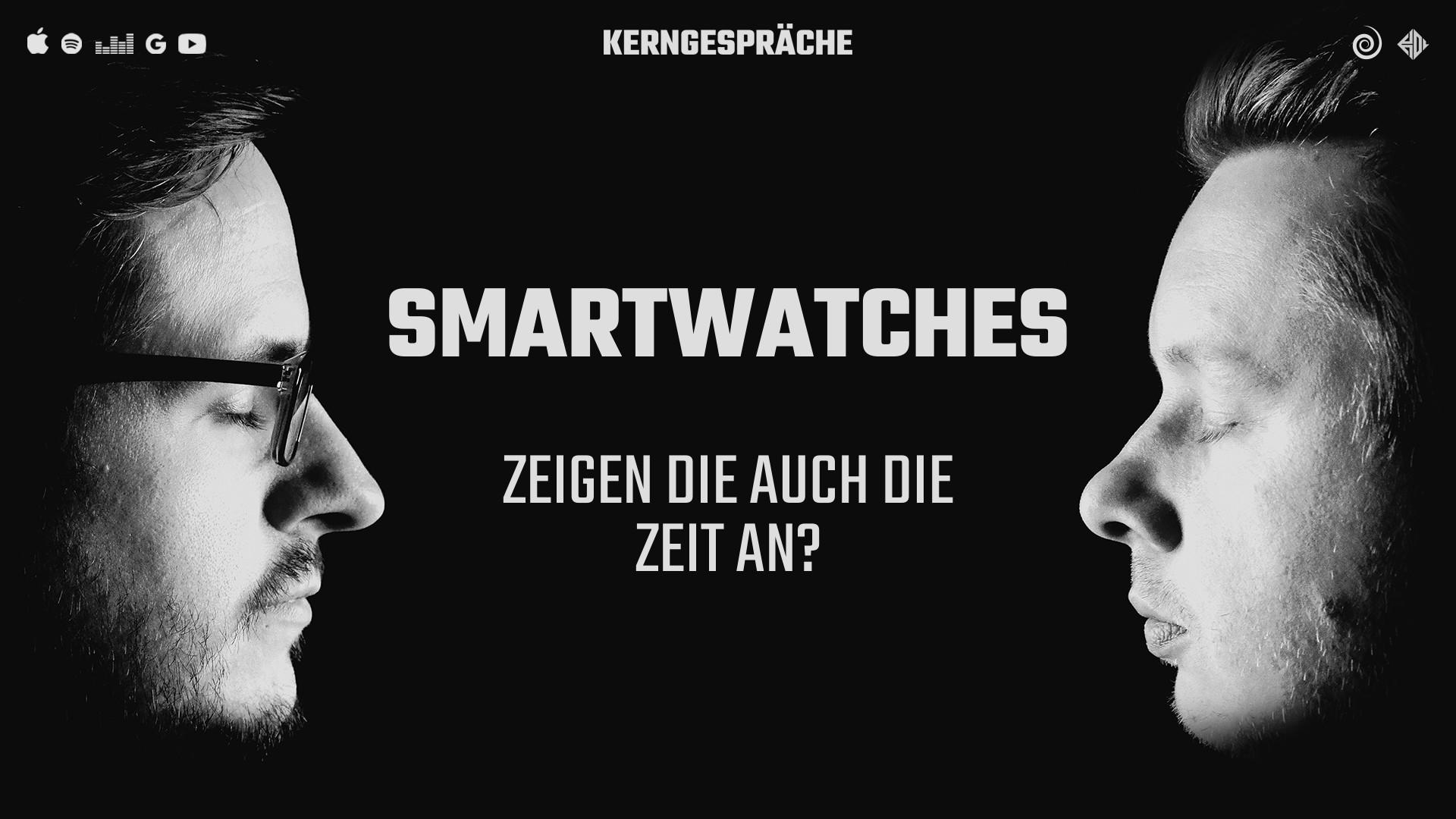Smartwatches: Zeigen die auch die Zeit an?