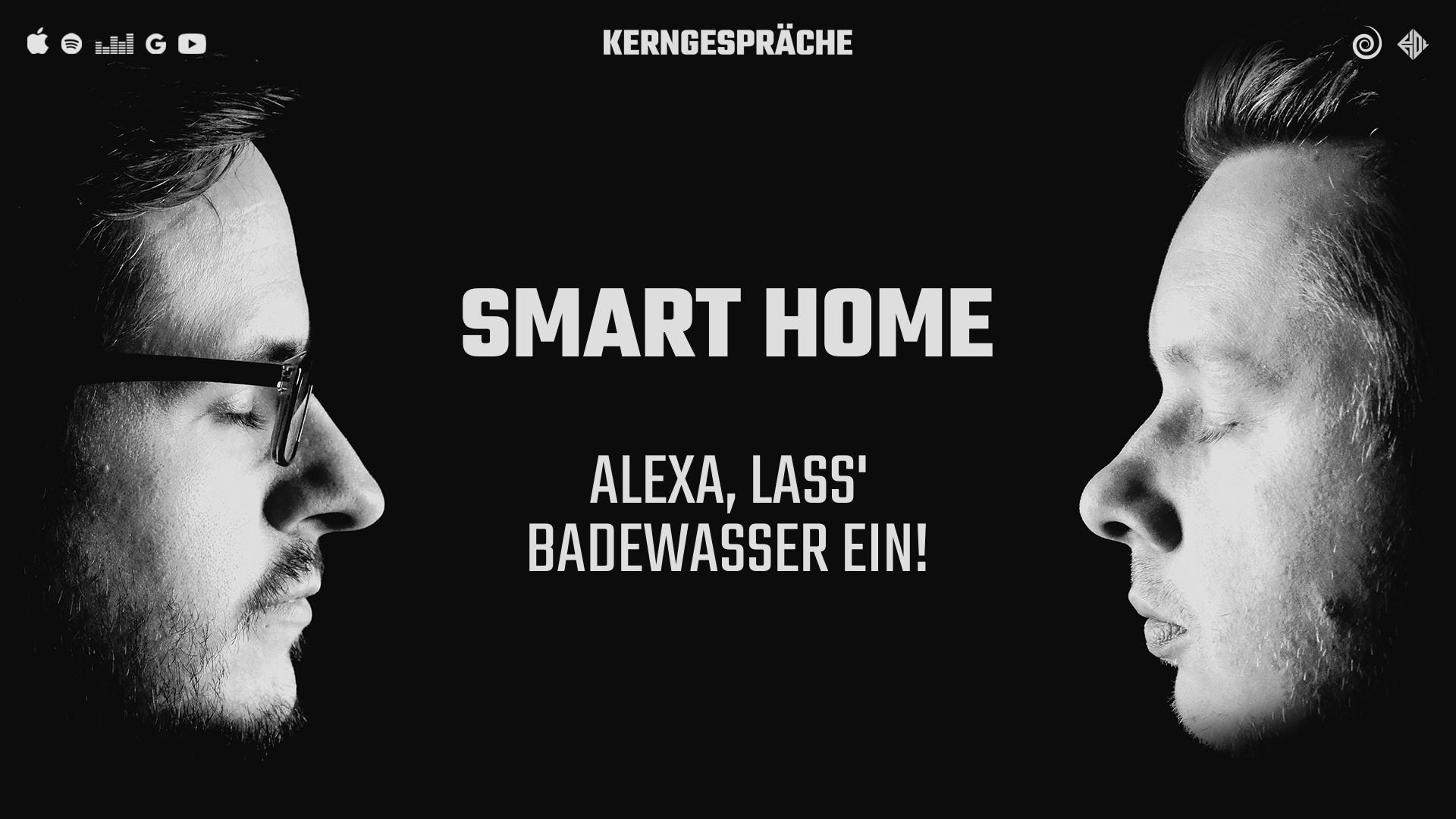 Smart Home: Alexa, lass' Badewasser ein!