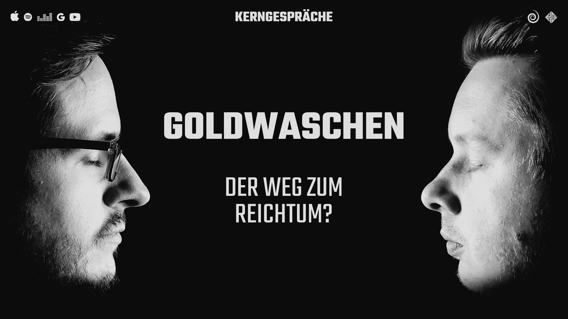 Goldwaschen: DER Weg zum Reichtum?