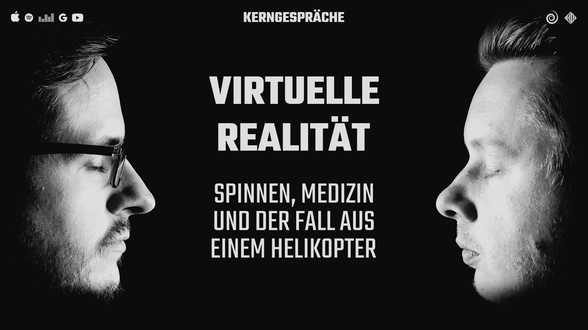 Virtuelle Realität: Spinnen, Medizin und der Fall aus einem Helikopter