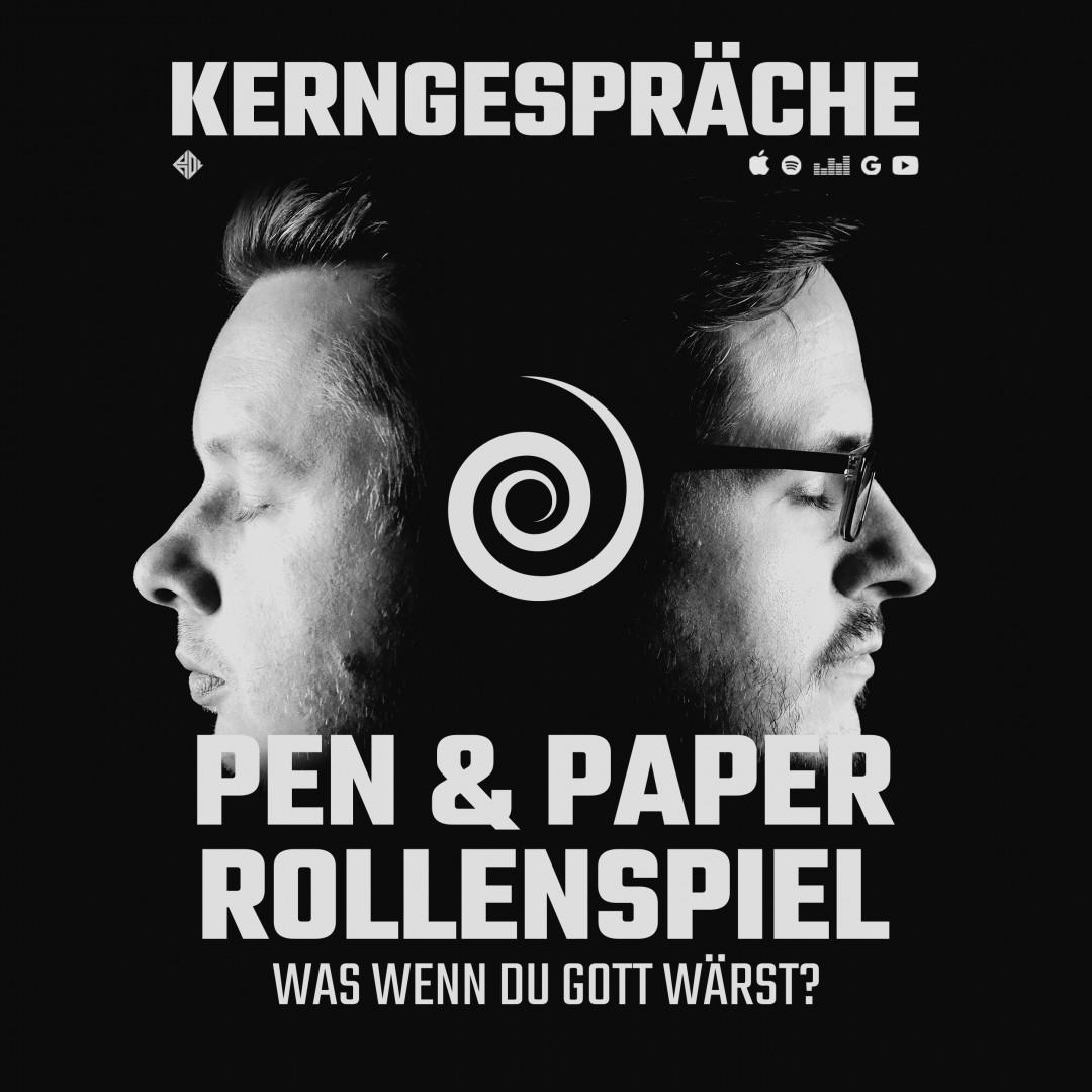 Pen & Paper Rollenspiel: Was wenn Du Gott wärst?