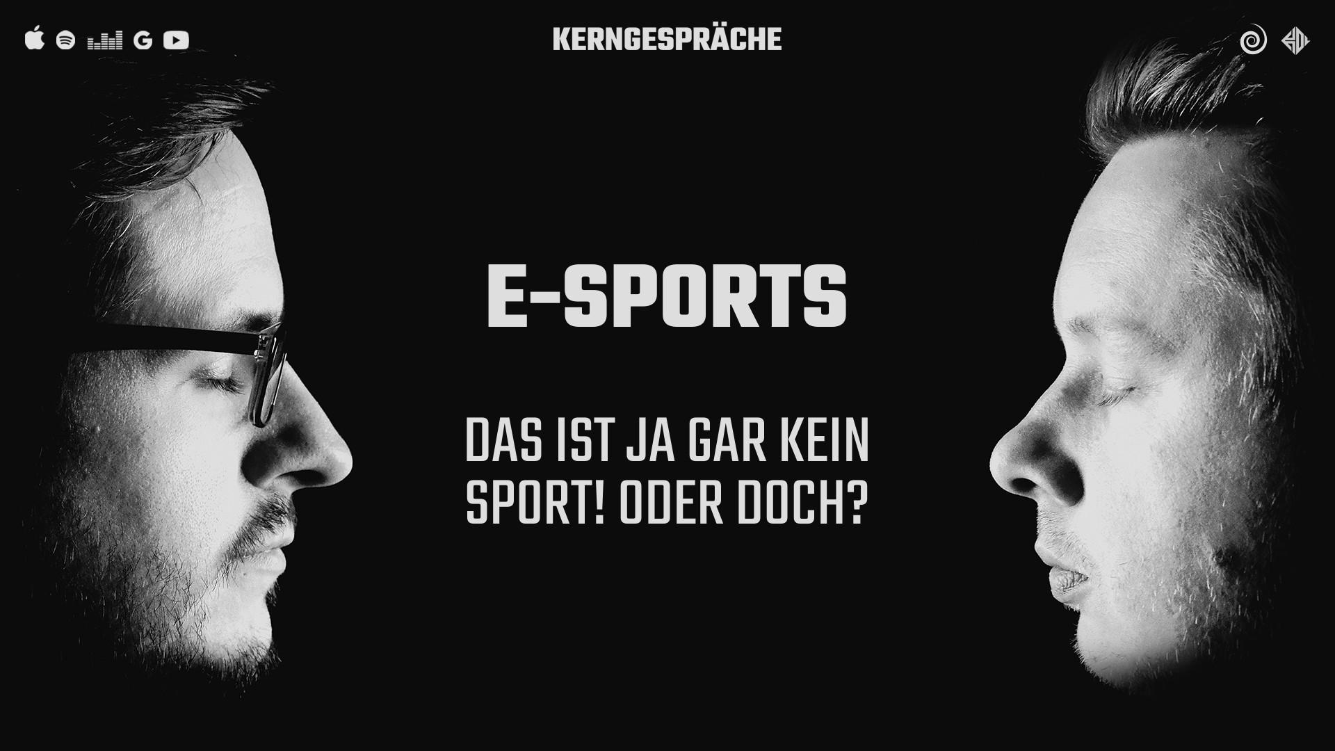 E-Sports: Das ist ja gar kein Sport! Oder doch?