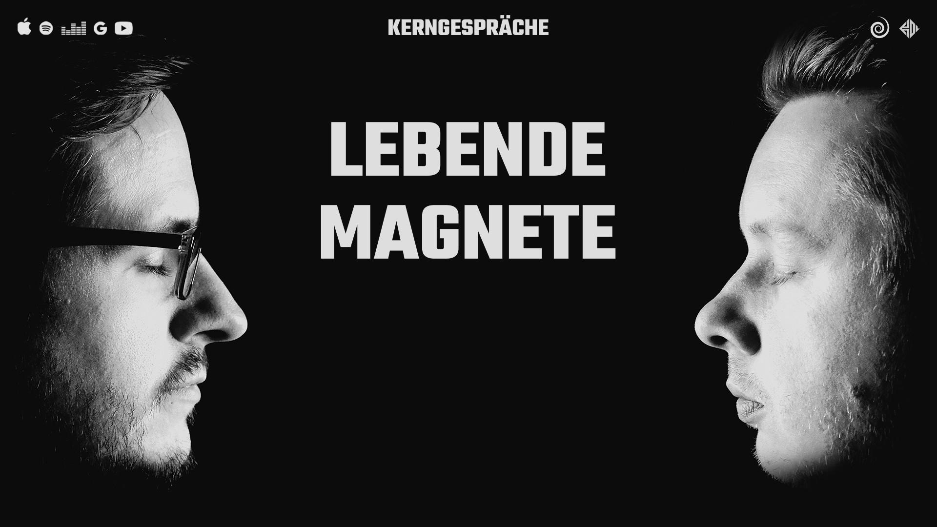 Lebende Magnete: Das Gesetz der Anziehung